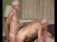 Old Man Daddy Gay Porno