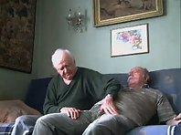 Grandpa Gay Cock