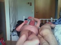 Older Man Naked