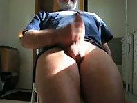 Old Gay Cum Porn