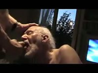 Sexy Old Man Naked