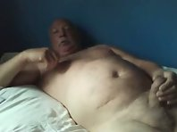 Old Men Jerking Porn