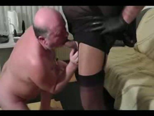Seniors having sex porn