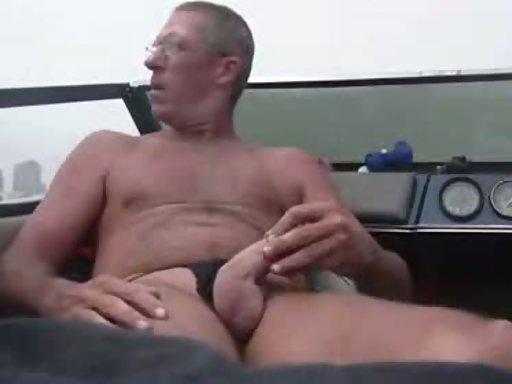 Daddy old man gay sex