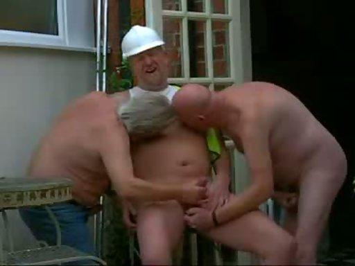 Older male cum gay naughty man peter has 8