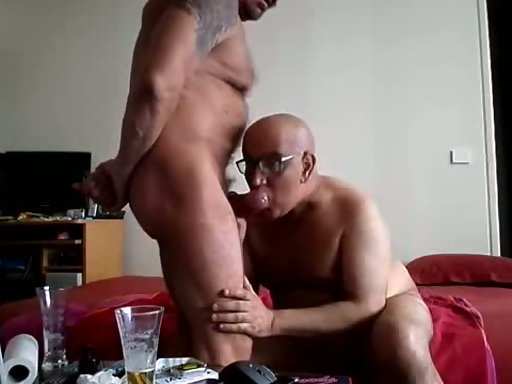 Old Black Gay Sex 94