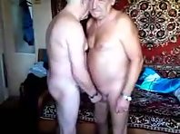 Old Gay Men Nude