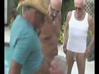 Mature Gay Shower Porn