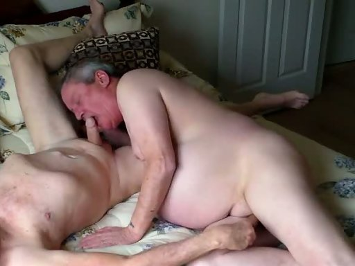 SENIOR GAY SEX
