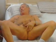 Old Grandad Gay Porn