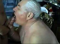 Silver Daddie Gay Porn