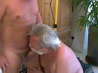 Silver Daddy Porn Tube