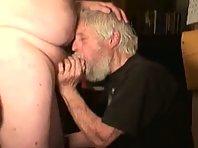 Old Gay Grandpas Fucking