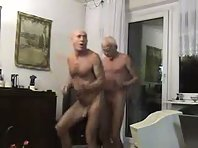 Old Man Gay Naked
