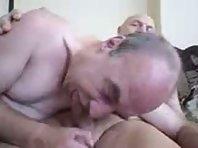 Old Gay Men Cumming