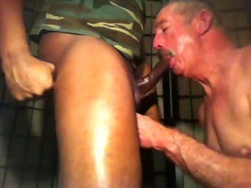 Client sucking his doktors hard penis 2